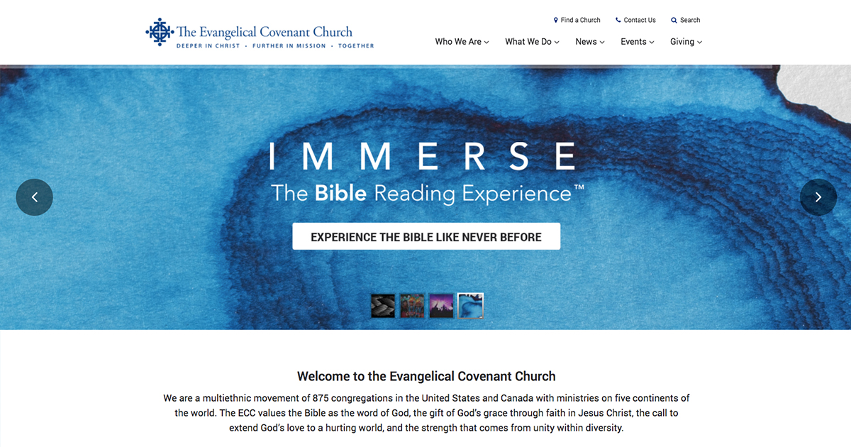 The Evangelical Covenant Church