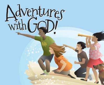 Adventures with God Curriculum - ECC | Children's Ministry